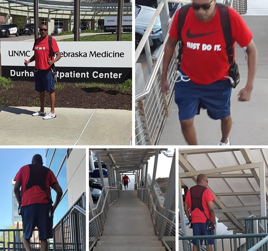 This image has an empty alt attribute; its file name is malcolm-walking.jpg